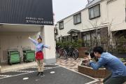 ココキャリ・ノート取材風景